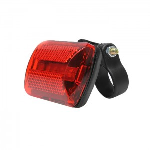 Lampka tylna do roweru 5 LED v1